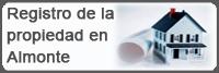 icono perfil c registro propiedad